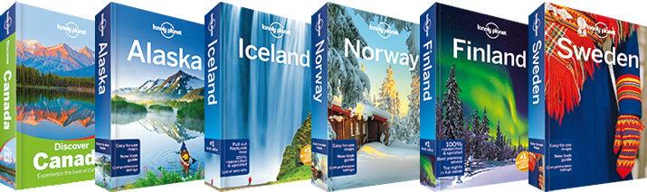 lonely planet travel guide inclusive